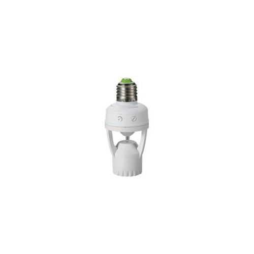 MOTION DETECTOR 360° 60W/230VAC SOCKET Ε27/Ε27 ST451B SLX