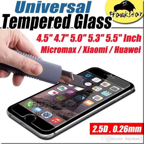 Universal 4.7 TEMPERED GLASS