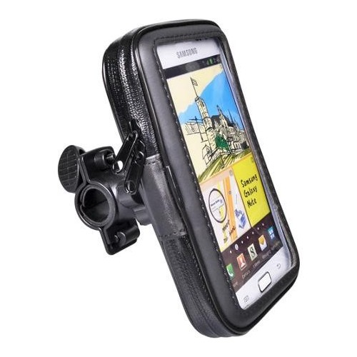Universal Waterproof Bicycle Bike Handlebar Mount Holder