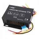 VOLTAGE CONVERTER / DROPPER 15AMP 180W DC-DC,24v-12v