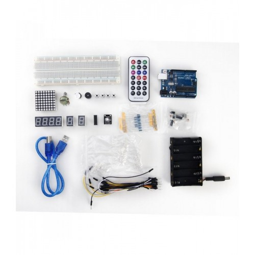 BASIC STARTER KIT IDUINO UNO R3