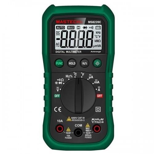 DIGITAL MULTIMETER FULL FUNCTION+AUTORANGE MS8239C