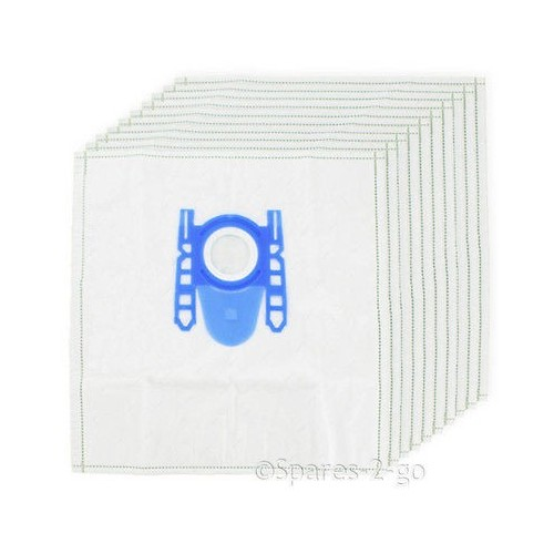 Details about Bosch Type D,E,F,G,H Activa, Alpha Paper Vacuum Bags (x5 PACK)