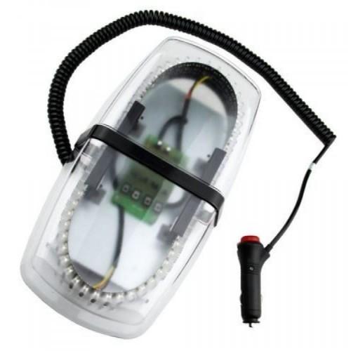 Green Light Bar Roof Top Emergency Hazard Warning Flash Strobe 240 LED Roof top Lamp