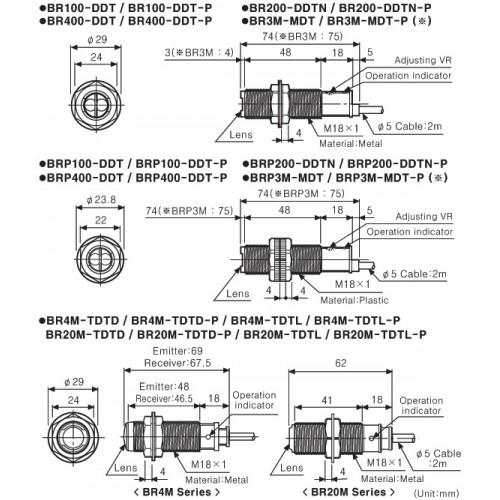 BR200-DDTN-P ΒΙΟΜΗΧΑΝΙΚΑ