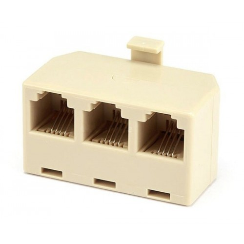 TEL-0007X3 CONNECTORS