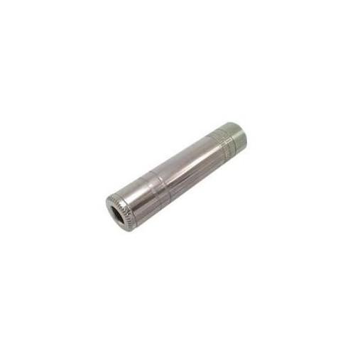 ΘΗΛΥΚΟ ΚΑΡΦΙ 6,3mm ΜΟΝΟΦΩΝΙΚΟ (TS) ΜΕΤΑΛΛΙΚΟ