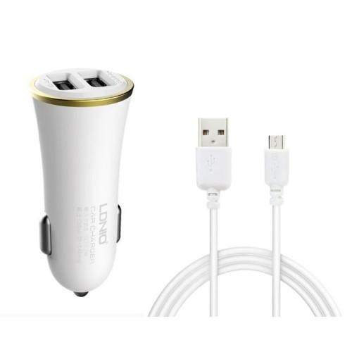 ΦΟΡΤΙΣΤΗΣ ΑΥΤΟΚΙΝΗΤΟΥ MICRO USB 3.4A