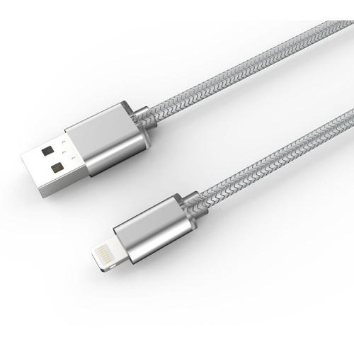 ΚΑΛΩΔΙΟ USB ΓΙΑ ΣΥΣΚΕΥΕΣ Apple ΠΛΕΚΤΟ ΑΣΗΜΙ