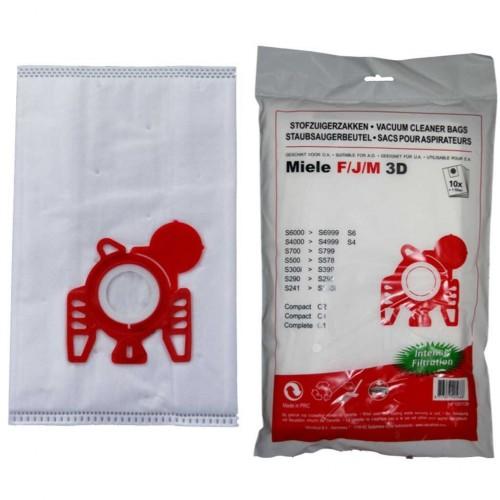 10pcs vacuum cleaner bags miele f/j/m
