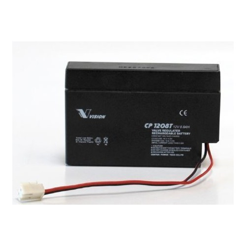 Lead-acid battery 12V 0.8Ah