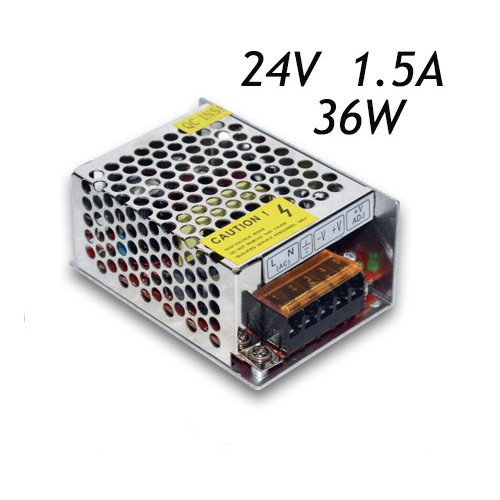 24V 36W Switching power supply SWITCHING ΒΙΟΜΗΧΑΝΙΚΟ