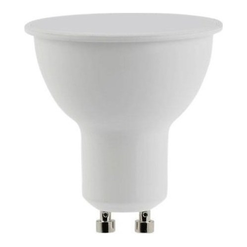 LED LAMP GU10 7W 180-265VAC 50X55 630LM 38° 4500K COOL WHIT..