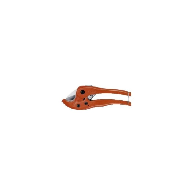 Pipe cutter for plastic pipes. Shear with ratchet by MGF Tools YYR-525