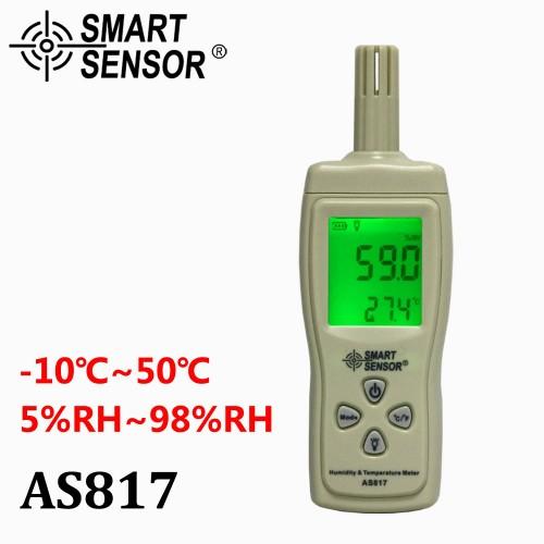 Digital Humidity & Temperature Meter - smart sensor