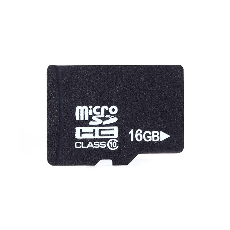 Kingston microSDHC 16GB Class 4 & SD Adapter SDC4/16GB