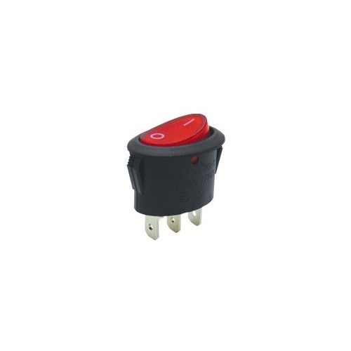 electric heater switch/ 3 pin on-off kema Rocker Switch