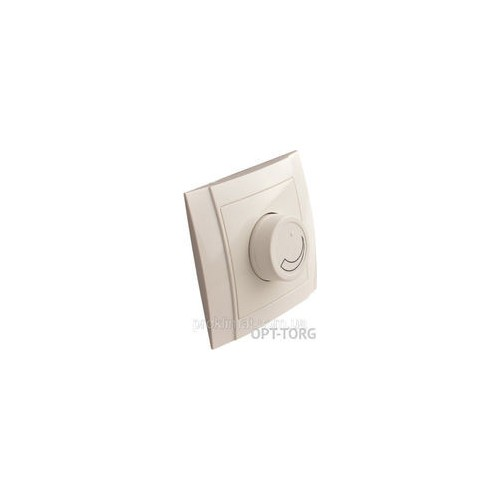 Wall-mounted dimmer