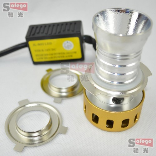 6000K CREE U2 LED Motorcycle 20W