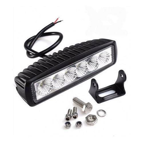 6inch 18W LED Work Light Bar