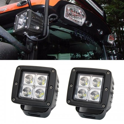 12W LED Work Light Bar
