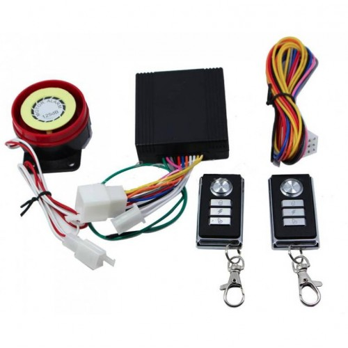 Universal thor motorcycle alarm system manual one way alarm