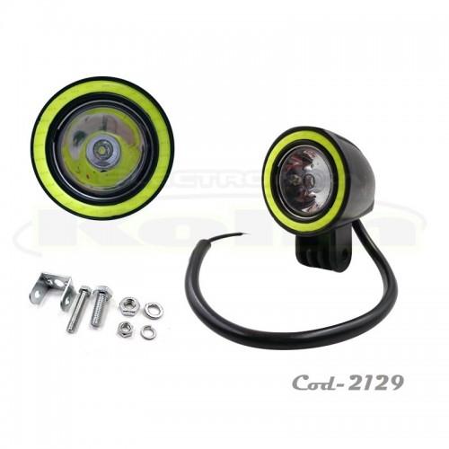 COD.2129 1 LED  HEADLIGHT
