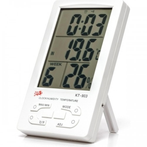 Thermometer with Humidity & Alarm ℃/℉
