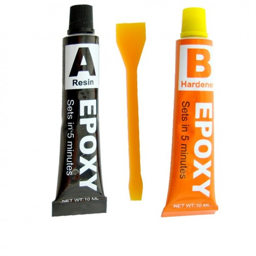EPOXY GLUE SET - SUPER STRONG HOLD IN JUST 5 MINUTES BORO F-35