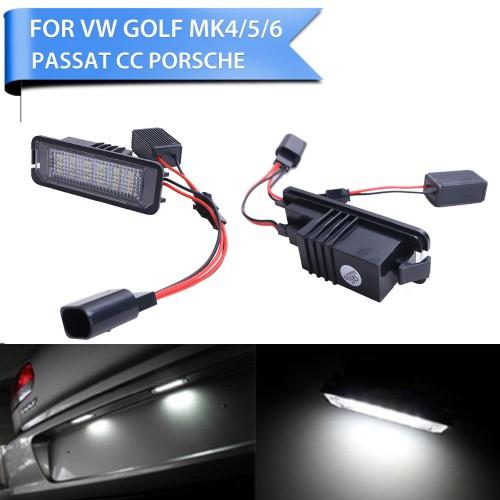LED PLATE VW