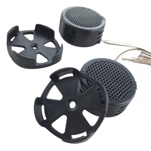 Universal Portable 500W Mini Tweeter Speaker for Car High efficiency Dome Tweeter Car Audio System Design Speaker