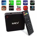 ANDROID TV BOX MX9 4K 5.1 Quad Core