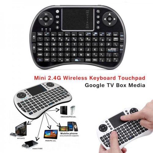 Mini Touch Pad Keyboard