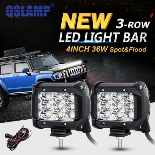 LED Lights off Road High Power 36W Working Lamp