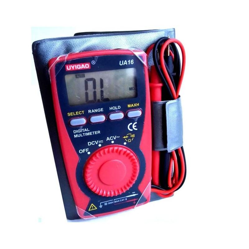 UYIGAO UA16 digital multimeter , ultra-thin notebook multimeter
