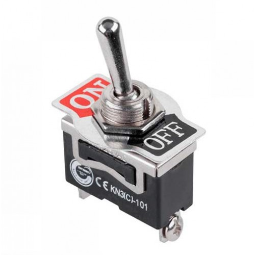 KN3C-101 toggle switch - Toggle switches-KN type 10 AMPER