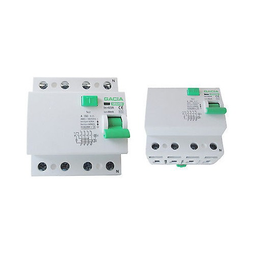 Residual Current Circuit Breakers sr6hm 4P 40A/30mA AC FI Switch Circuit Breaker