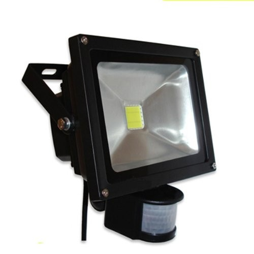 20W LED SMD Flood Light with PIR Sensor