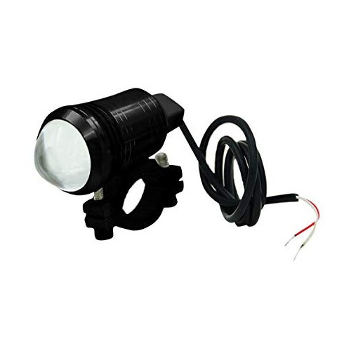 U1 Laser gun Aluminum motorcycle headlight ATV UTV electric bicycle LED motor light spot light