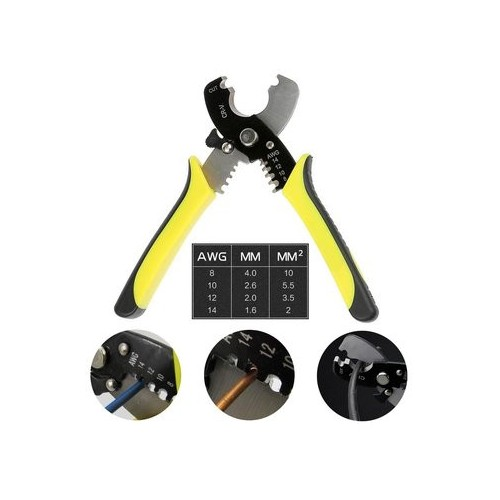 DUAL CABLE STRIPPING PLIERS ΑΠΟΓΥΜΝΩΤΕΣ