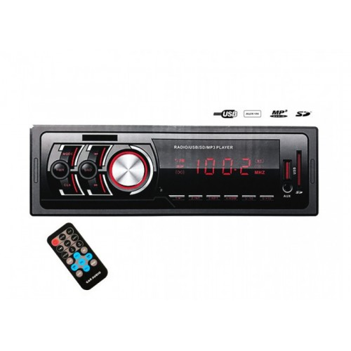 Fixed Panel Car MP3 Player with USB