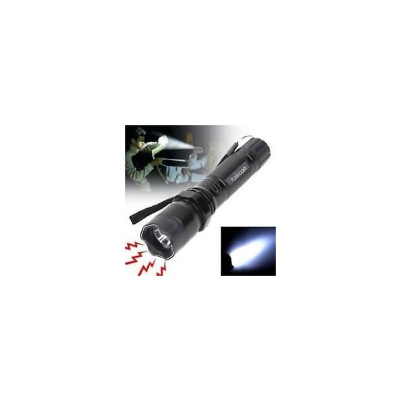 Aluminum Heavy duty Police type Stun Gun