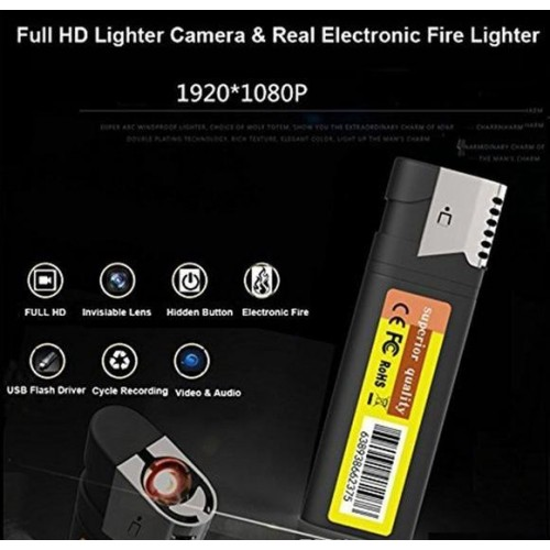 Lighter Camera Spy