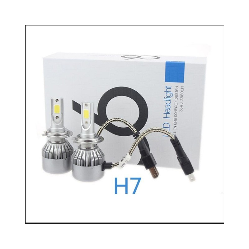 LED_H7 HEADLIGHT