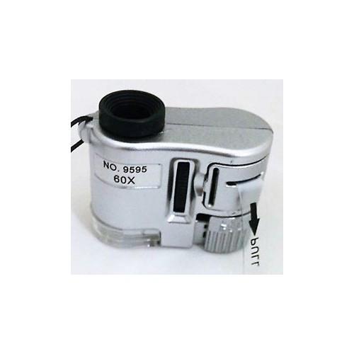 led uv microscope