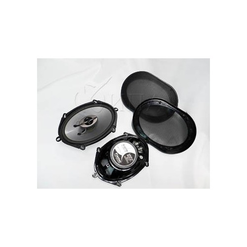 Car HiFi Coaxial Speaker Vehicle Door Auto Audio Music Stereo Full Range Frequency Speakers for Cars