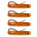 Amber-9LED-Truck-Trailer-Side-Marker-Rear-