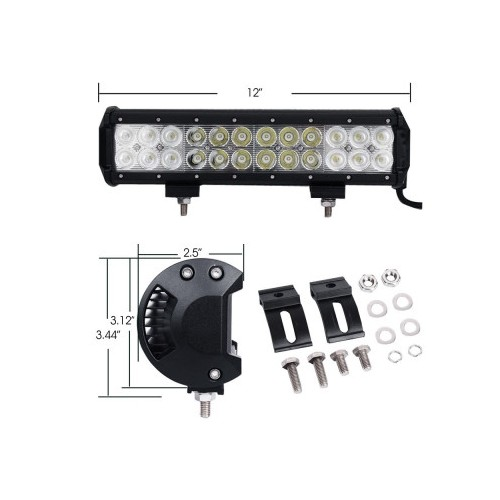 LED LIGHT BAR 72W new