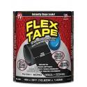 """Tape Rubberized Waterproof Tape, 4"""" x 5', Black"""