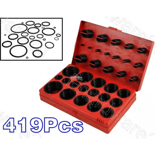 O-Ring Assortment Set